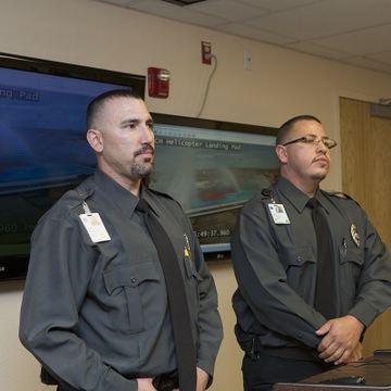 UNMH Security Officers