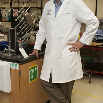 UNM researcher studies link between air pollution and cardiovascular disease