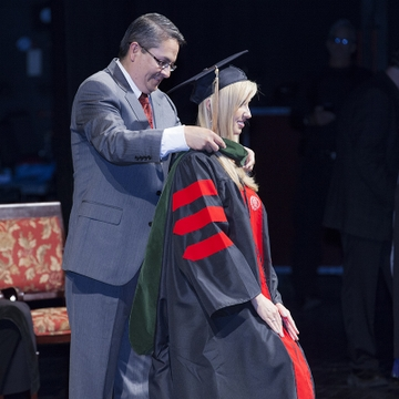Gallup High School graduate completes rigorous UNM BA-MD degree