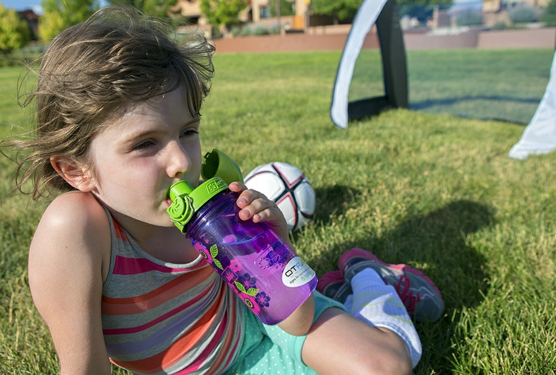 Hydration for young athletes
