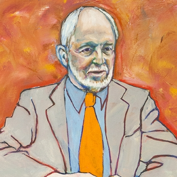 Portrait of Jonathan Abrams
