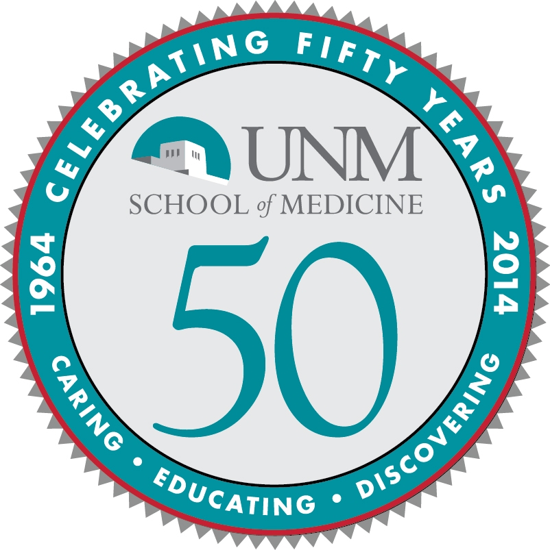 UNM School of Medicine 50th Anniversary