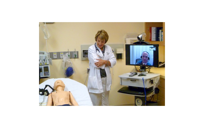 Telemedicine program connects UNM emergency doctors to children in rural NM
