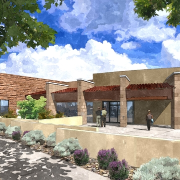 UNM Hospitals breaks ground on new North Valley clinic