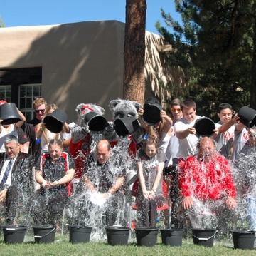 UNM ALS specialists laud Ice Bucket Challenge