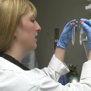 Translational Scientist Driven to Tackle Deadly Disease