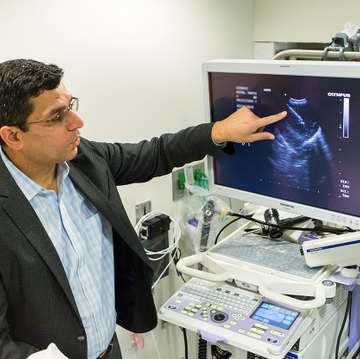 Minimally invasive procedures help diagnose lung cancer more quickly, more safely