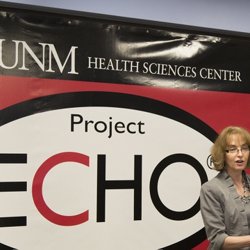 Project ECHO, NM Health Department team up to fight TB