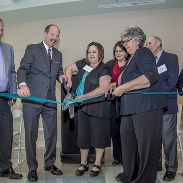 Community celebrates opening of new North Valley clinic