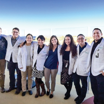 "Medical students find a new home in ""Learning Communities"""
