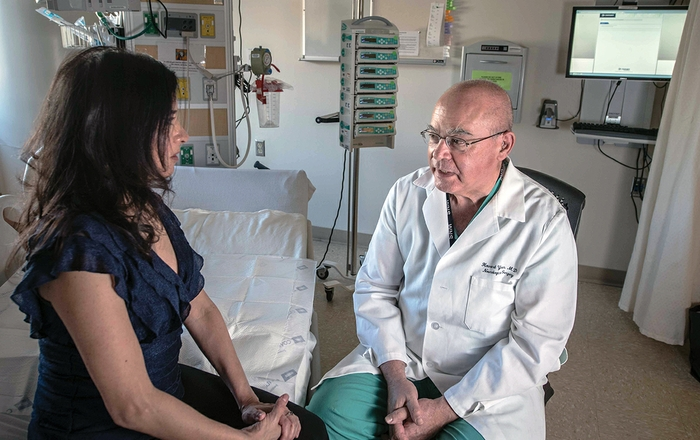 Partners in practice: UNM neurosurgeon and patient fight rare genetic condition