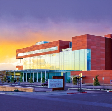 UNM Cancer Center receives elite 'comprehensive' designation