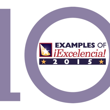 Examples of Excelencia 10th Anniversary