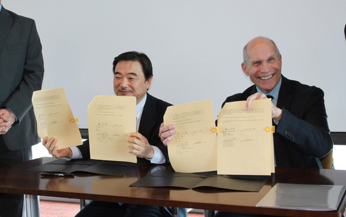 UNM, Sendai City collaborate