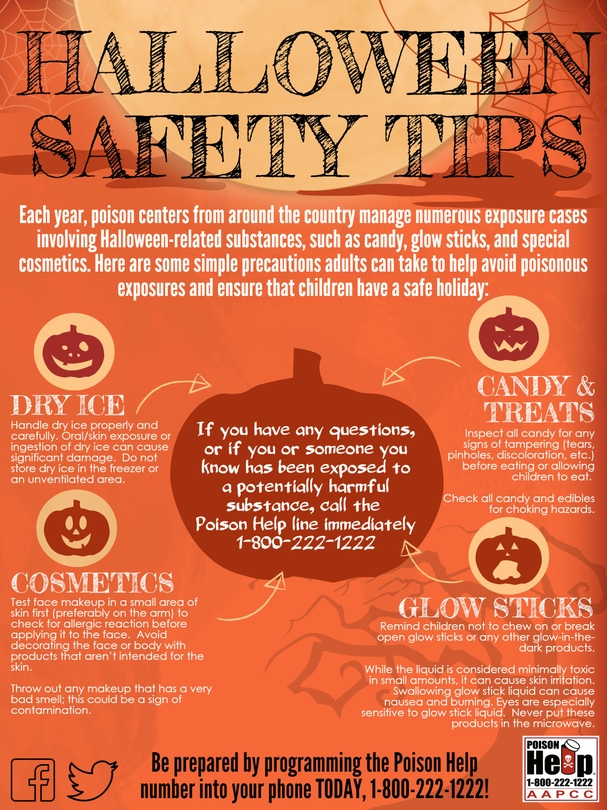 2015 Halloween Safety Tips