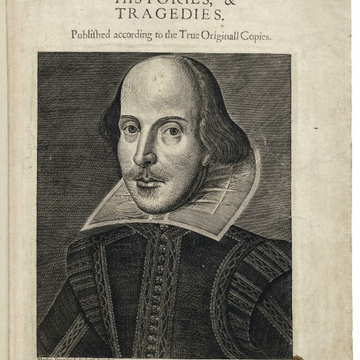 "New UNM exhibit explores William Shakespeare's ""Four Humors"" February 10-March 18"