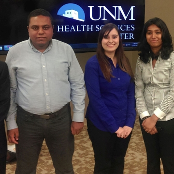 "UNM orthopedics research team contributes to ""Biodesign"" class award"
