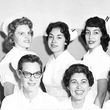 UNM College of Nursing class of 1959
