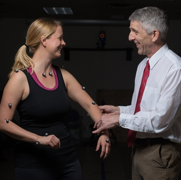 Hands-on treatment: UNM Physical Therapy Program turns 40