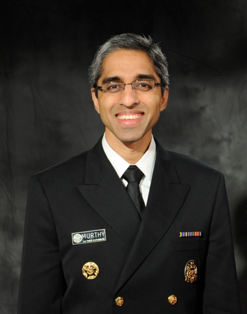 U.S. Surgeon General Vivek Murthy, MD