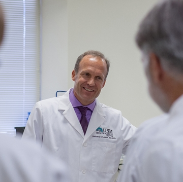 Richard Larson, MD, PhD