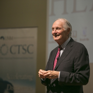 CTSC partnering with Alan Alda Center on research communications