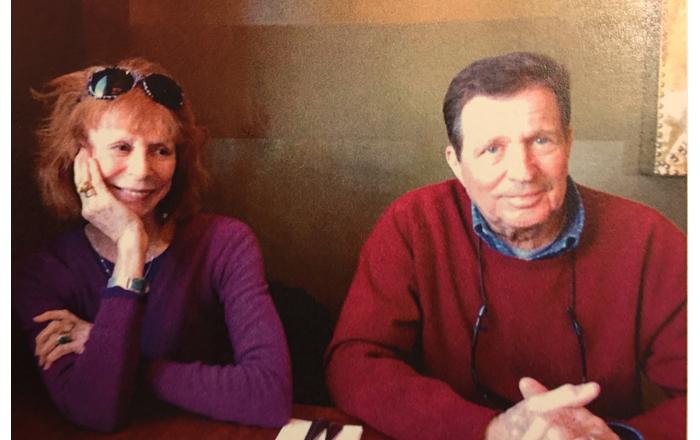 Judith and David Bennahum