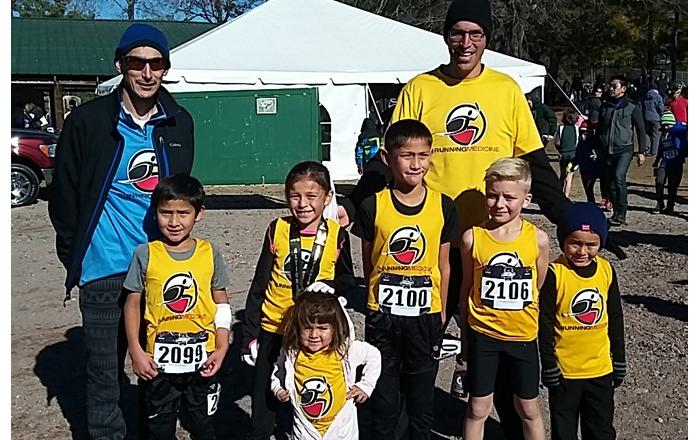 Running Medicine team members