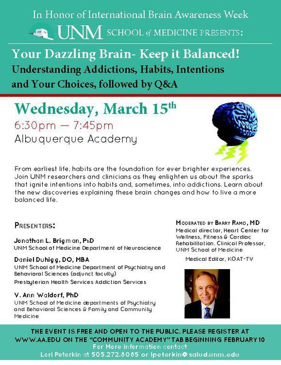 Brain Lecture