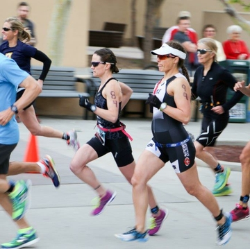 The UNM Lobo Sprint Triathlon