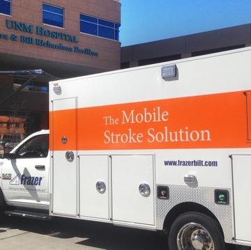 UNM Hospital pursuing mobile unit to treat stroke patients