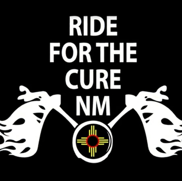 UNM Cancer Center benefits from annual motorcycle ride