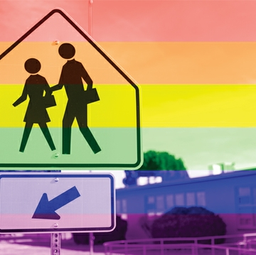Making schoolyards safer for LGBTQ youths