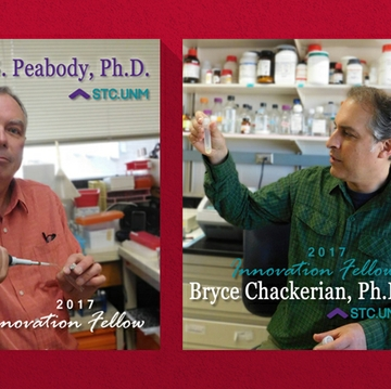 David Peabody, PhD, and Bryce Chackerian, PhD