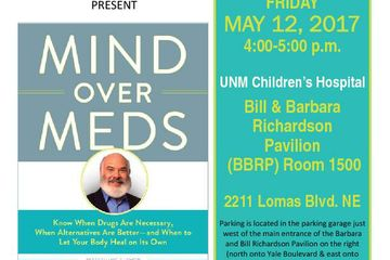 CANCELLED - Dr. Andrew Weil book signing, discussion set for May 12