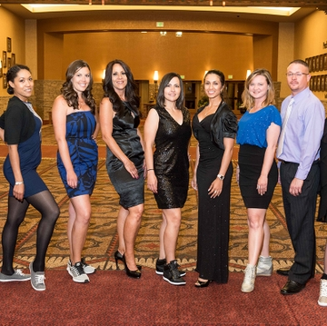 Lobos vs. Cancer Gala 2016 attendees