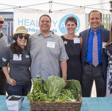 Healthy Neighborhoods ABQ board members