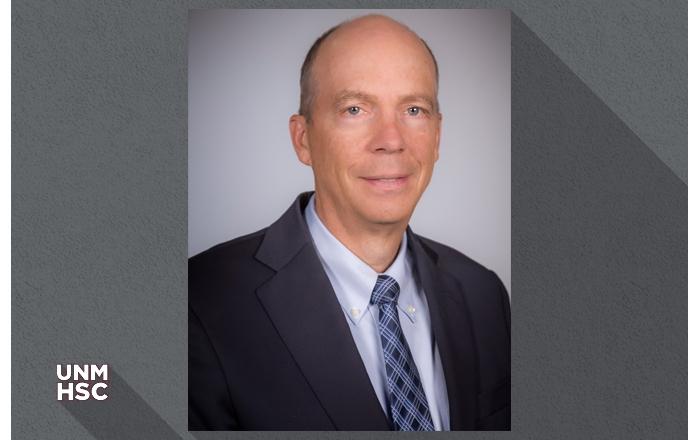 Steve McKernan, CEO UNM Hospitals