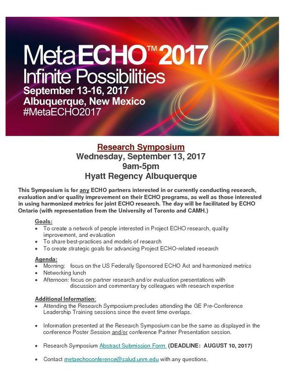 MetaECHO-2017