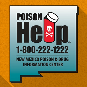 The New Mexico Poison and Drug Information Center is a public service program of the University of New Mexico Health Sciences Center and is affiliated with the UNM School of Pharmacy.