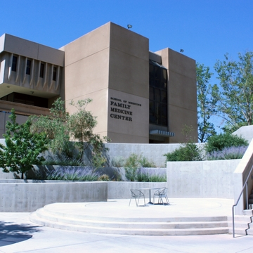 University of New Mexico School of Medicine Family Medicine Center