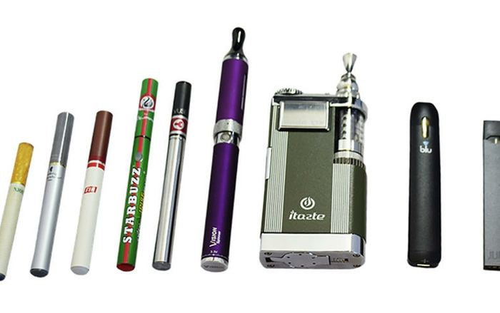 Vaping devices come in many shapes and sizes