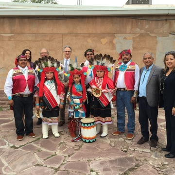 UNM-Zuni Partnership