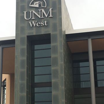 UNM West Fills In