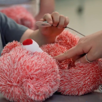 Teddy Bear Hospital Showcases Services to Kids