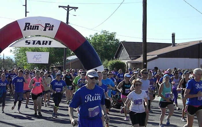 Polly's Run Races Against Pancreatic Cancer