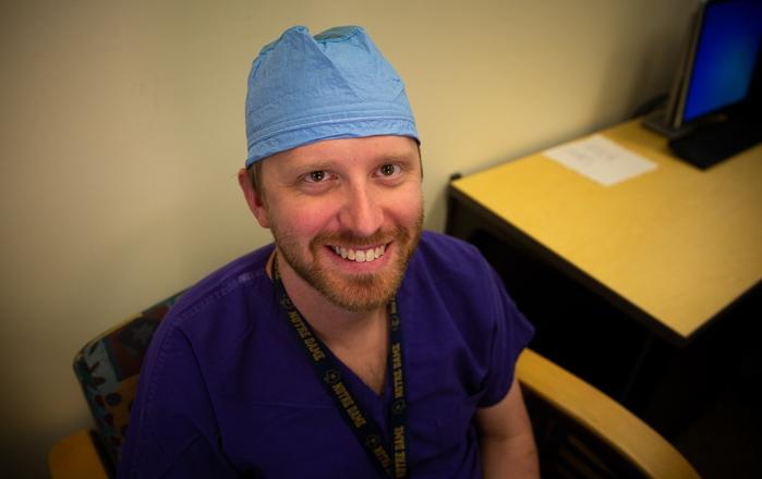 Dr. Matthew Wharton