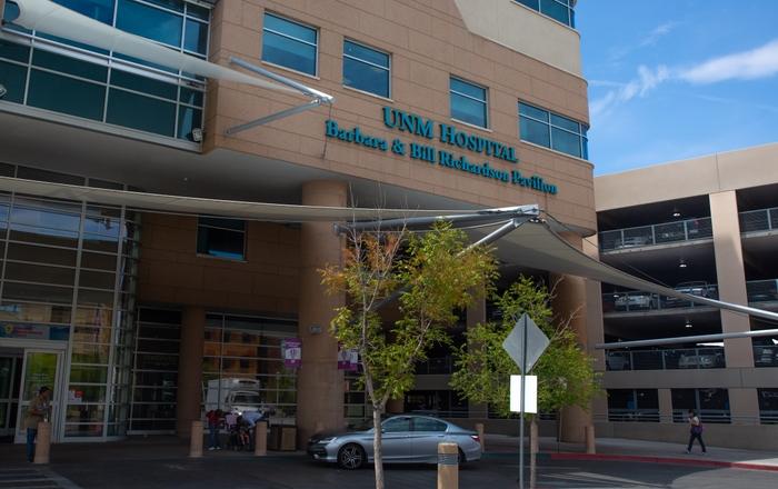 UNM Hospital - Barbara & Bill Richardson Pavilion