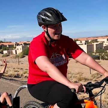 Why Elyse Rides
