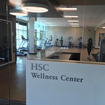 HSC Wellness Program Steps It Up